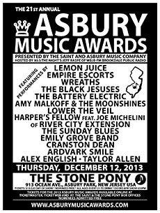 2013 Asbury Music Awards