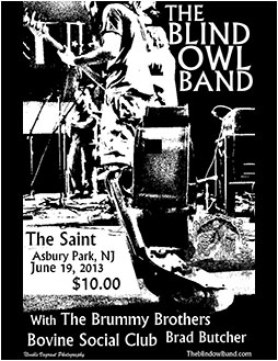 The Blind Owl Band