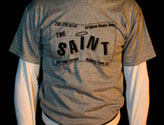 Saint 3/4 Sleeve Baseball Cotton T-Shirt